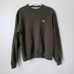 VINTAGE Champion Eco   Crew Neck Sweater